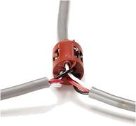 герметичные коннекторы контактные блоки Techno