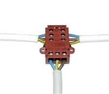 герметичные цилиндрические коннекторы Techno